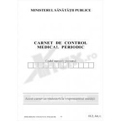 Carnet de Control Medical Periodic 18.2