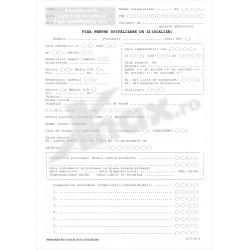 Fisa pentru Spitalizare de Zi (Dializa) 22.37