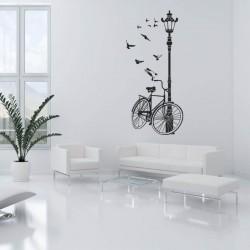 Sticker perete Bicicleta - Cod w082